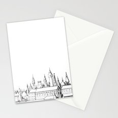 fabulous city Stationery Cards