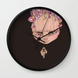 careful Wall Clock
