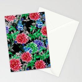 Botanical Pattern Stationery Cards