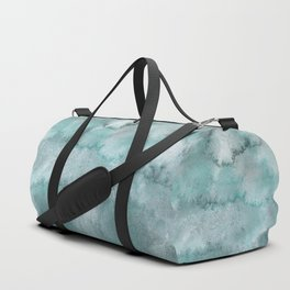 Rise and fall of the sea Duffle Bag