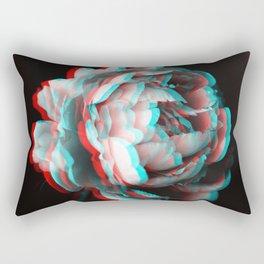 3D Flower Rectangular Pillow