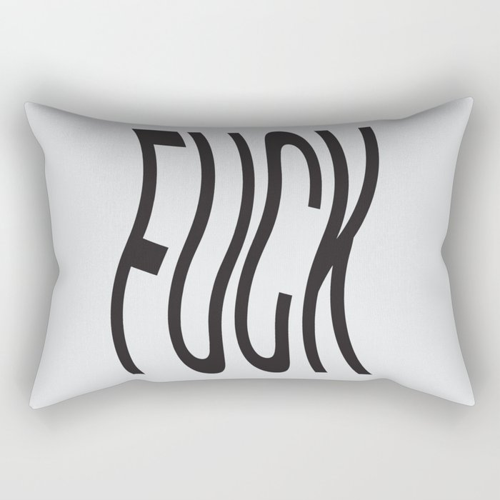 Wavey Rectangular Pillow