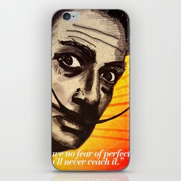Salvador Dalí iPhone Skin