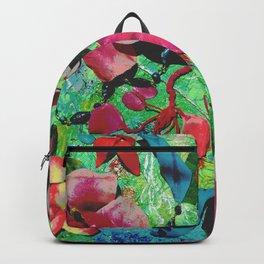 Bejewelled Backpack