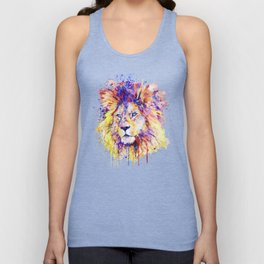 The New King Unisex Tank Top