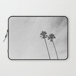 PALM TREES II / San Mateo, California Laptop Sleeve