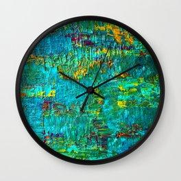 sunfields Wall Clock