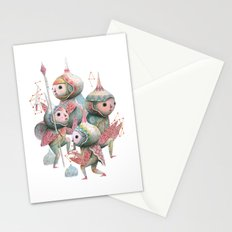 The Crowd 2 Stationery Cards