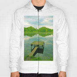 Quite Place Hoody