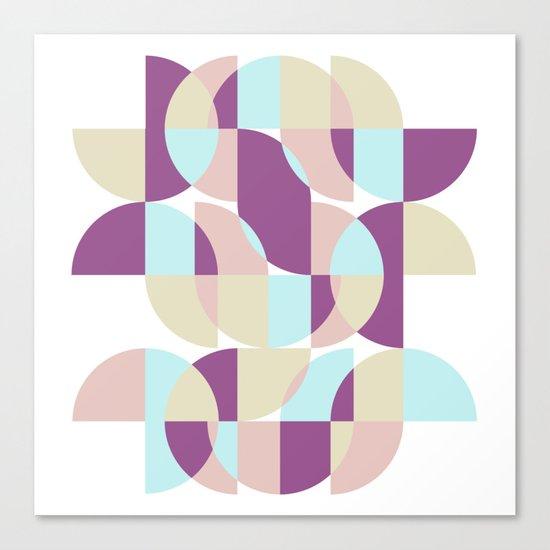 Geometric#10 Canvas Print