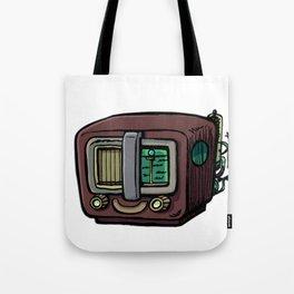 Old Radio Orion Tote Bag