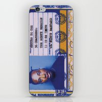 dirty dancing iPhone & iPod Skins featuring DIRTY by NIGHTJUNKIE