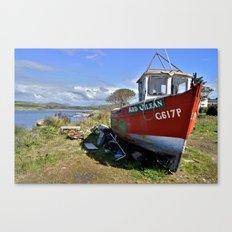 High Island Canvas Print