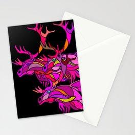 Caribou Stationery Cards