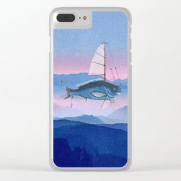 I want to fly Clear iPhone Case