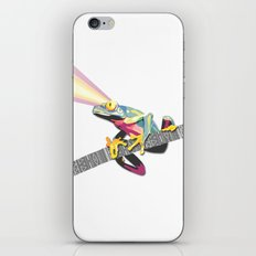Frog Attack iPhone & iPod Skin