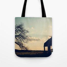 A Sad End Tote Bag