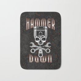 Hammer Down Bath Mat
