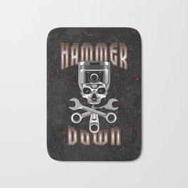 Hammer Down Bath Mat