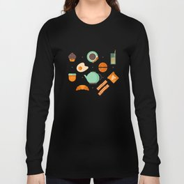 Most Important Meal Long Sleeve T-shirt