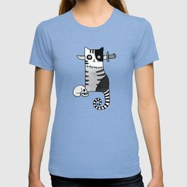 Zombie – Cat Of Horror T-shirt