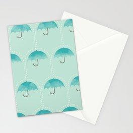 Umbrella Falls Stationery Cards