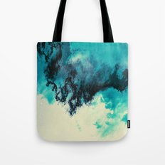 Painted Clouds V Tote Bag