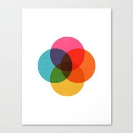 geometric 001 Canvas Print