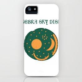 NEBRA SKY DISK Shirt Ancient Sky Disc Gift iPhone Case