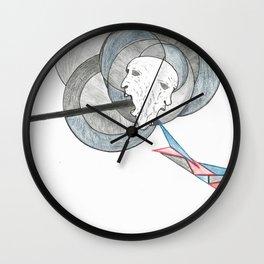 Spew Wall Clock