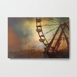 After The Thrill Is Gone Metal Print