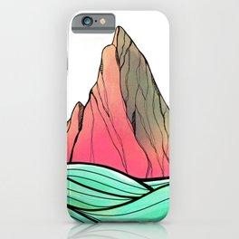 Land ahoy iPhone Case
