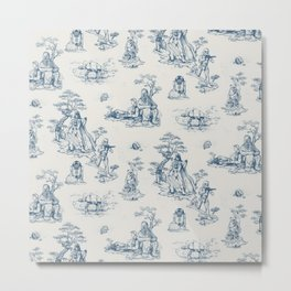 Toile de StarWars Metal Print