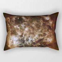 Large Magellanic Cloud, infared Rectangular Pillow
