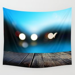 Evening berth Wall Tapestry