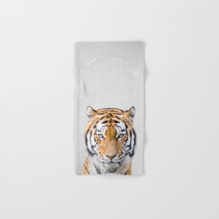 Tiger - Colorful Hand & Bath Towel