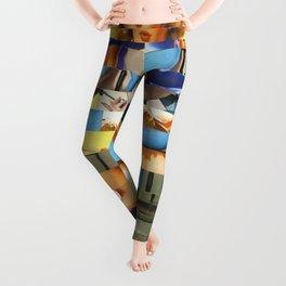 Glitch Pin-Up Redux: Yasmin & Yardley Leggings