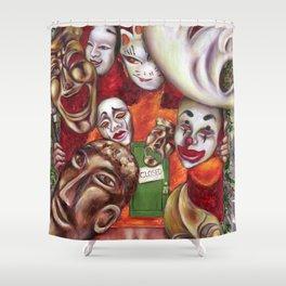 Artist Shower Curtain