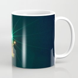 GREEN LIGHTHOUSE on the BALTIC Coffee Mug