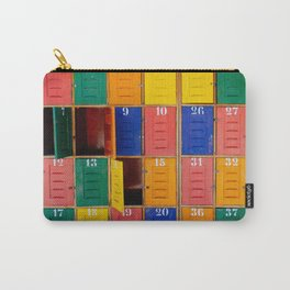 Lockers Carry-All Pouch