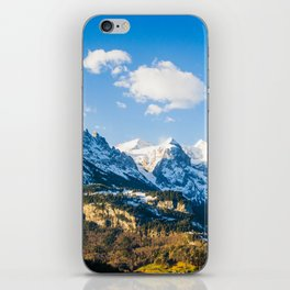 Switzerland Wonder iPhone Skin
