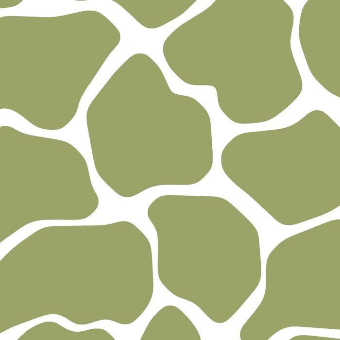 Green Safari Giraffe Leggings