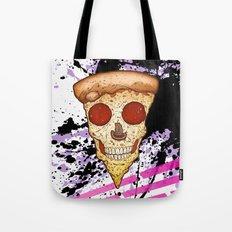 Skull Slice Tote Bag