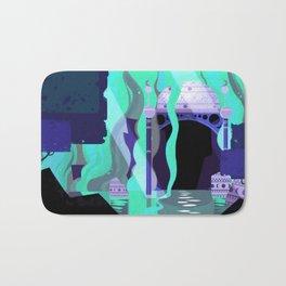 Moon Temple Bath Mat