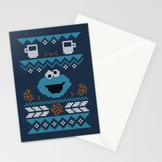C is for Cookie! Stationery Cards