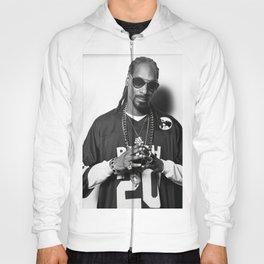 Snoop Dogg Poster Print, Singer Star, Music Poster, Wall Art Decor Print, Gangsta Rap Print, Hip Hop Print, Rapper Poster Hoody