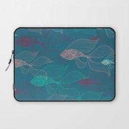 beta fish Laptop Sleeve