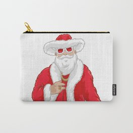 Big Pimpin' Santa Carry-All Pouch