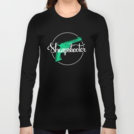 The Sharpshooter Long Sleeve T-shirt