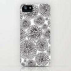 FLOWERY FLOWERS Slim Case iPhone (5, 5s)